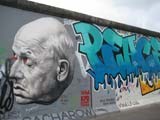 Sacharow - East Side Gallery